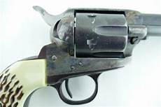 great western arms 357 atomic revolver manufactured in 1955 7 5 quot barrel used rare