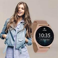 Smart Damen - 2 in 1 damen smartwatch fitnesstracker damen joli xw pro