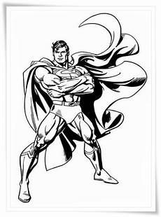 Malvorlagen Superman Drucken Ausmalbilder Zum Ausdrucken Ausmalbilder Superman