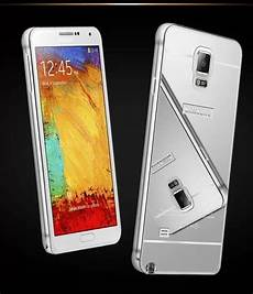 Bumper Mirror Samsung Note 4 xuenair 174 samsung galaxy note 4 mirror finish ultra slim