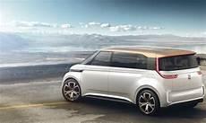 vw minivan 2020 volkswagen announces plans to produce budd e electric