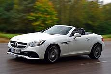 New Mercedes Slc 180 2017 Review Auto Express
