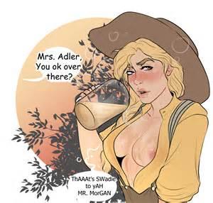 Red Dead Redemption Porn