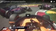Grand Prix Autriche De F1 2018 Pilote De Course