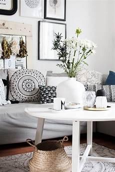 Wohnzimmer Vintage Look - wohnzimmer mit deko im vintage boho look sch 246 n bei dir
