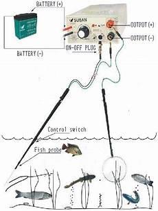 ultrasonic inverter electro fisher electro fish shocker fishing machine ebay