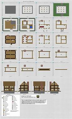 minecraft house plans just another updated plan of my small inn design with a