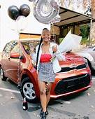BOTLHALE GOT HERSELF A CAR FOR HER 18TH BIRTHDAY  Daily Sun