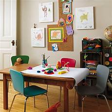 dining room playroom combo crate and barrel
