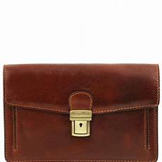 pochette homme cuir tuscany leather