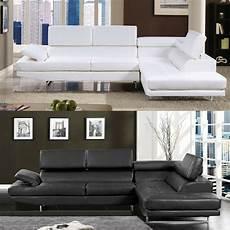 wohnzimmer sofa modern sectional sofa black white sectional modern 2