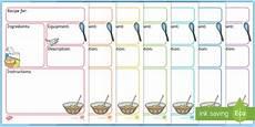 free recipe templates made