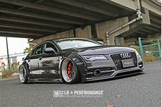 Audi A7 S7 Get Steroid From Liberty Walk Carscoops