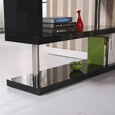 Office Desk 200 by Homcom Rotating Office Desk And Shelf Combo Black