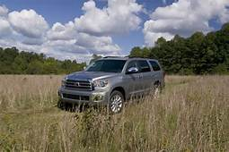 2010 Toyota Tundra And Sequoia SUV Facelift With New 310HP