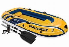 intex schlauchboot 187 challenger 3 171 set mit 2 paddeln und