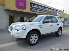 Land Rover Freelander 2 2 Td4 160 Occasion Mulhouse Pas