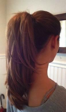 ways to create unique ponytail