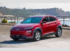 Hyundai Kona Electric Gets Shockingly Low Price Tag In US