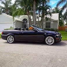 used cars melbourne fl 2006 bmw 330ci convertible youtube bmw 330ci black on black convertible sport package bbs wheels florida car