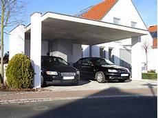 Offene Garage In Obermichelbach Carport In Sichtbeton