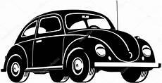 Vw Käfer Silhouette - kever auto stockvector 169 retroclipart 55670125