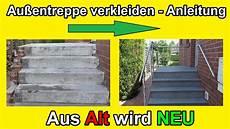 Au 223 Entreppe Sanieren Stein Treppe Mit Naturstein