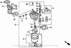honda engines gx200 qa2 engine jpn vin gcae 1000001 to gcae 1899999 parts diagram for carburetor