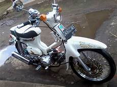 Modifikasi Honda 70 by Modifikasi Motor Honda C70 Modifikasi Honda C70