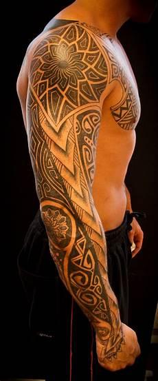 40 curvy polynesian tattoo designs