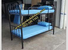 pembekal tilam,perabot asrama,katil double decker,supplier