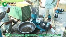 animal feed pellet press machine making poultry feed pellets for sale youtube