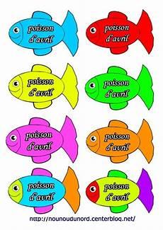 photo de poisson d avril coloriage poisson avril