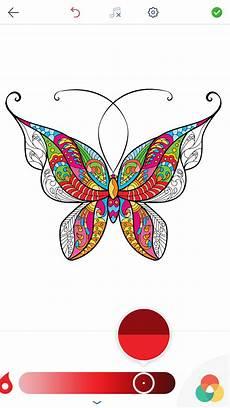 coloriage papillon pour adulte fr appstore pour