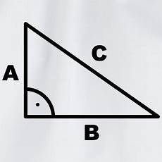 Mathematik Symbol Rechter Winkel Kinder Bio T Shirt