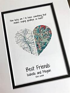 best friend going away gift personalized gifts for friends
