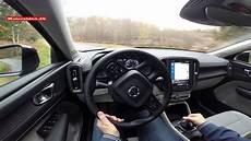 Volvo Xc40 T3 Base Test