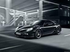 2012 Porsche Cayman S Black Edition Revealed
