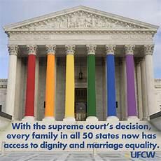 supreme court decision marriage lgbtq ufcw