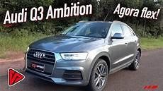 avalia 231 227 o audi q3 ambition flex top speed
