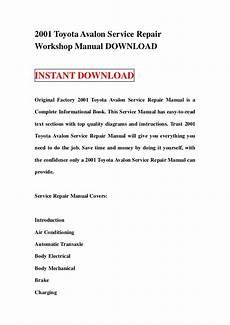 small engine repair manuals free download 1995 toyota tacoma xtra on board diagnostic system 2001 toyota avalon service repair workshop manual download