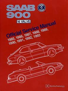 manual repair free 1993 saab 900 spare parts catalogs front cover saab repair manual 900 16 valve 1985 1993 bentley publishers repair manuals