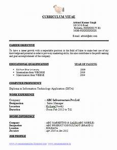 over 10000 cv and resume sles with free download ba resume format
