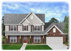 2 story traditional house plans perfect two story traditional home plan 68041hr