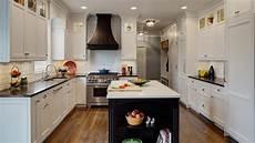 not so traditional white kitchen drury design