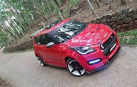 Maruti Swift Given The Nissan GT R Treatment And It Looks