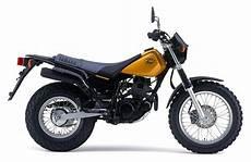 moto trail 125 yamaha 125 tw 2000 fiche moto motoplanete