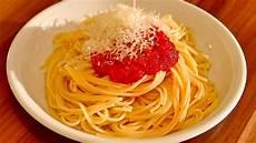 tomatensoße selber machen schnelle tomatensauce aus frischen passierten tomaten