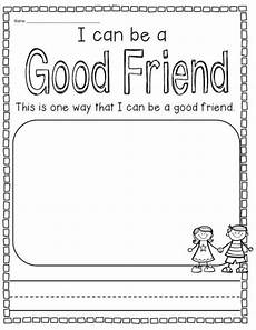 cosy kindergarten class rules worksheets with image result for helping others worksheet