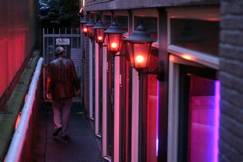 Red Light District Sex Trafficking